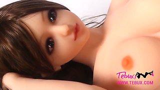 Hot sex doll with tiny tight holes