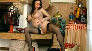 Best homemade Big Tits, Brunette porn movie