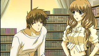 Hentai Hot Librarian Fantasy