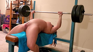 Thick strong woman with big clit
