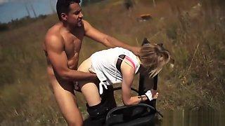 Amber's amateur ebony rough blowjob xxx flexible teen brazilian