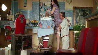 Celebrity Actress Anna Galiena Romantic Sex Scenes