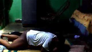 Indian Tamil teen maid fucked by owners boy
