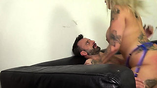 PASCALSSUBSLUTS - MILF Louise Lee gagged and destroyed