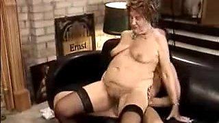 german baroness seducing her attendant