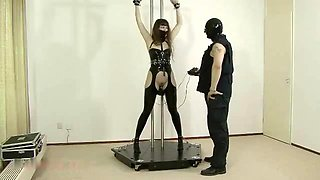S&M Latex - Anal Training