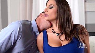 Romanian Big Bust Intercourse Goddess With Sensual Jane