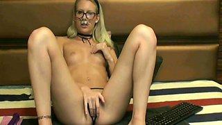 Sister Tiny American Masturbates Part 1 HD