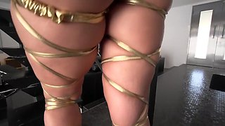 Horny pornstar Nickey Huntsman in exotic big ass, blonde porn video