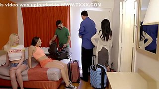 MyFamilyPies - Abella Danger, Gia Love Family Vacation
