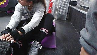 planet fitness gym spy