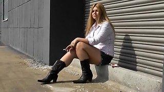 Hottest amateur Solo Girl, Fetish xxx scene
