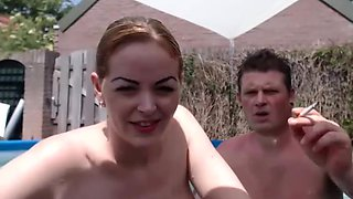 Wife swimming pool want fuck APOLET