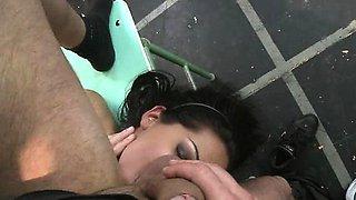 Schoolgirl punishment
