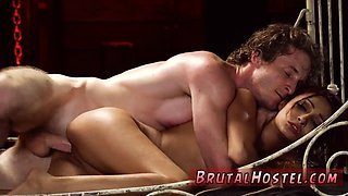 Brutal bisexual gangbang Poor tiny Jade Jantzen she just wished to have a fun vacation