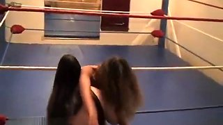 Wrestling Domination In The Ring