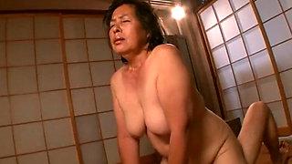 Japanese Granny Funaki Kazuko