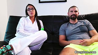 Kendal Lynn in Fucking A Sexy Colombian - Bangbros