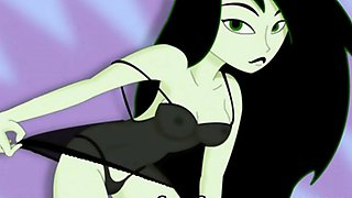 Kim Possible seduced and fucked