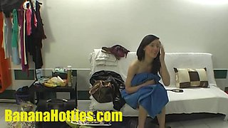 Czech chick fucked hard at the first casting
