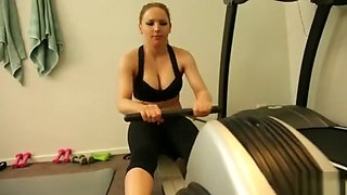 Madison Missina - sex in the gym