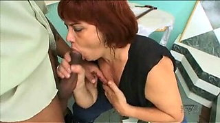 My Brazilian Grandma 2 Cena 1