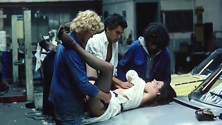 Happening (1983) - Richard Allan, Colleen Brennan And Nicole Segaud