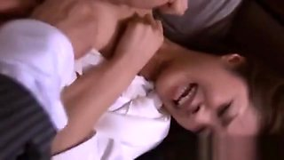 Cute Mihiro attacked by boss in library - downloadtorrent24h.blogspo