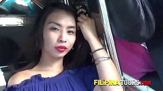 This sexy asian teen loves sucking and licking backpackers cocks!