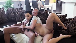 Old man big cock first time What would you choose -