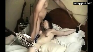 My Slave Connected to Fuck Machine