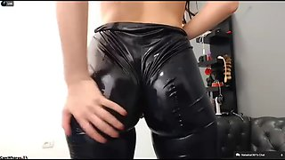 Latex ass