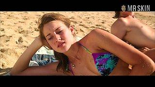 Divergent superstar Shailene Woodley has some nice tits