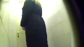Hidden cam in toilet - 10