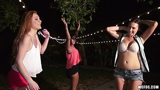 Disco Night Goes Kinky