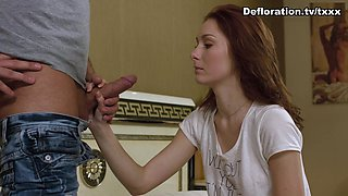 DeflorationTv Video: Katerina Sissi - Hardcore Defloration