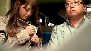 Mana Blows A Stranger On the Bus