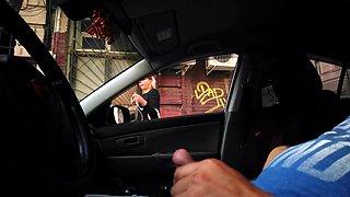 Flasher in car