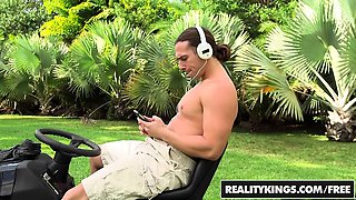 RealityKings - Big Tits Boss - Aleksa Nicole
