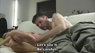 Natasha loses virginity before camera - part 2