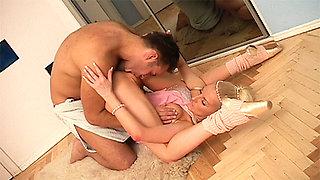 flexi sex with contortion Ballerina