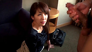A Japanese Woman Doctor Misa Fucked Hard