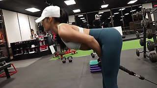 Yes fitness hot ass hot cameltoe 100
