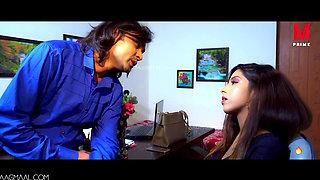 Indian Web Series Hot Short Film Lockdown Problem