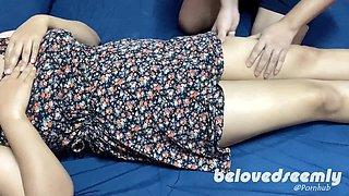 Massage for Filipina teen