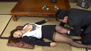asian-fuck the drunken subordinate 3