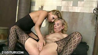 Mistress and her old victim