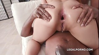 Beautiful girls love bbc anal