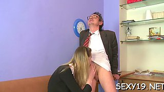 doggystyle humping with tutor amateur segment 4