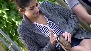 Incredible Amateur movie with Softcore, Smoking scenes